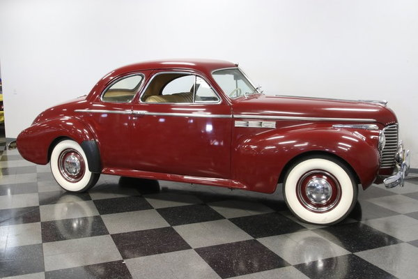 1940 Buick Super Eight  for Sale $19,995