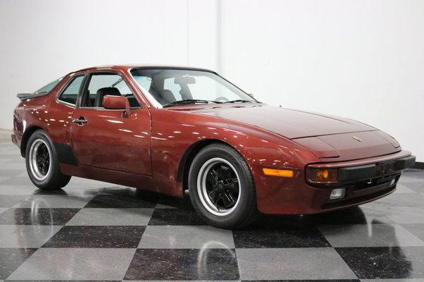 1985 Porsche 944  for Sale $19,995