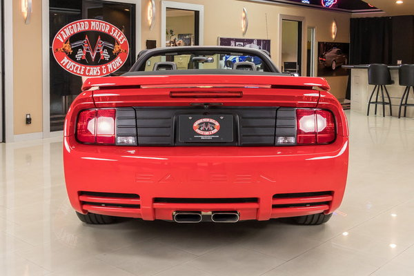 2006 Ford Mustang Saleen S281 Convertible  for Sale $39,900
