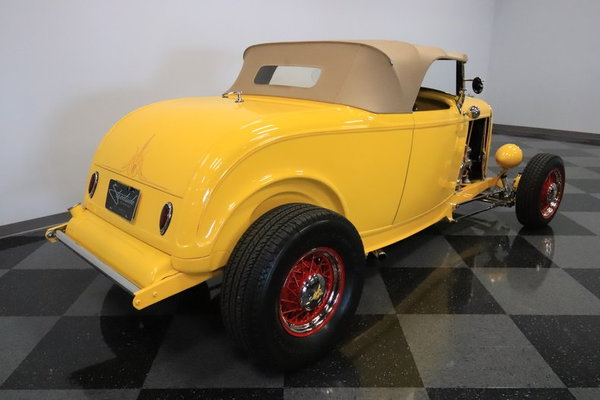 1932 Ford Highboy Roadster  for Sale $42,995