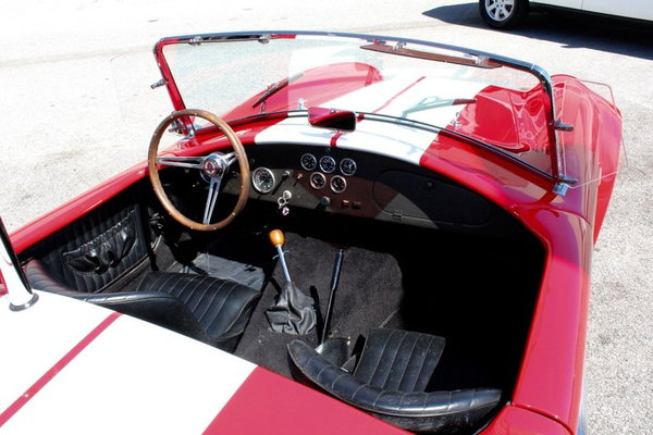 1967 Shelby AC COBRA  for Sale $33,900
