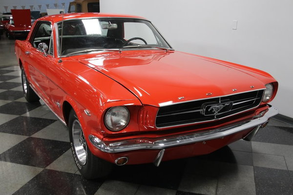 1965 Ford Mustang  for Sale $30,995