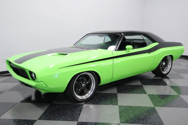 1973 Dodge Challenger Restomod  for Sale $42,995