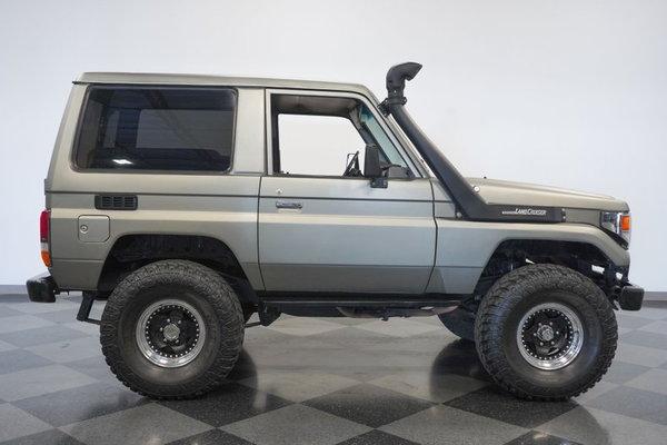 1987 Toyota Land Cruiser BJ70  for Sale $29,995