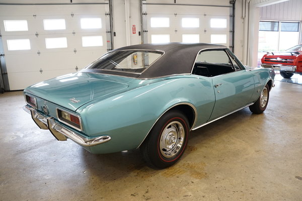 1967 Chevrolet Camaro  for Sale $47,900