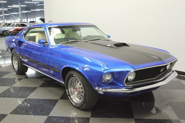 1969 Ford Mustang Mach 1  for Sale $59,995
