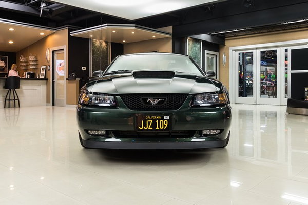 2001 Ford Mustang Bullitt  for Sale $29,900