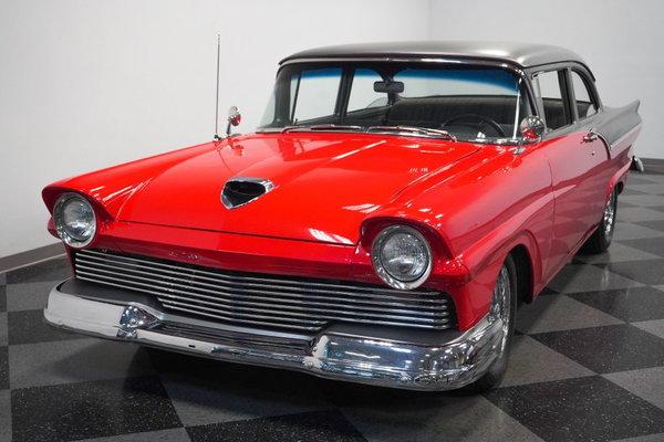 1957 Ford Custom 2 door Sedan  for Sale $42,995