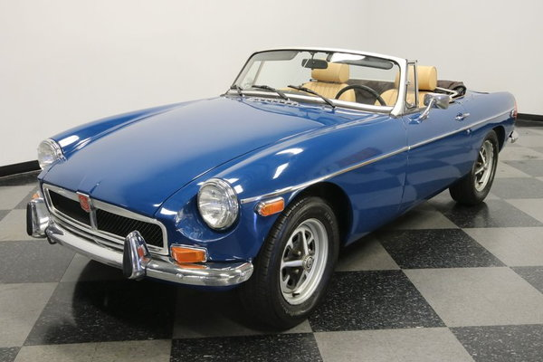 1973 MG MGB  for Sale $15,995
