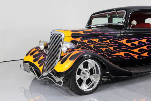 1934 Ford Tudor Street Rod  for Sale $89,995