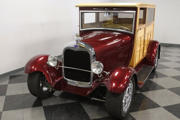 1929 Ford Woody Wagon  for Sale $66,995