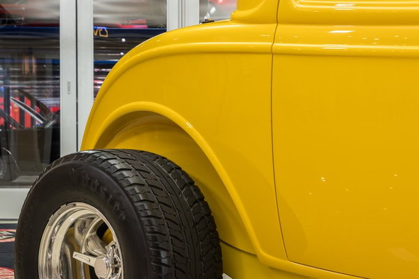 1932 Ford 3-Window Coupe Street Rod  for Sale $67,900