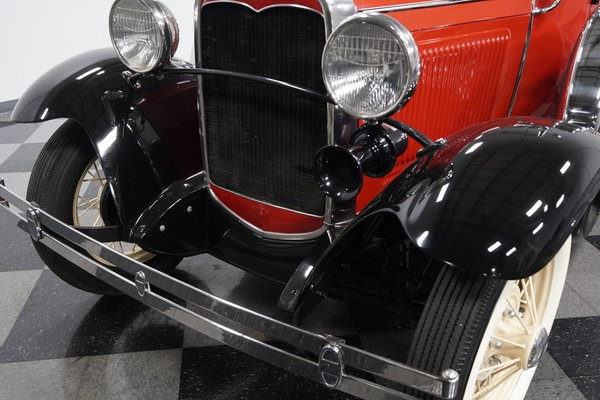 1931 Ford Model A Rumble Seat Roadster  for Sale $31,995