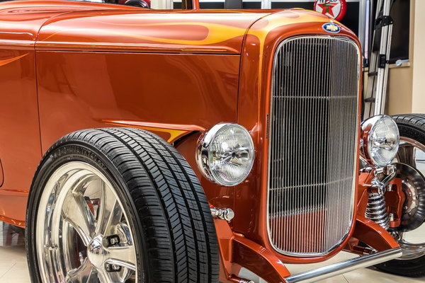 1932 Ford 3-Window Coupe Street Rod  for Sale $69,900