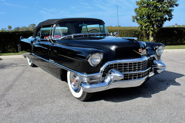 1955 Cadillac Series 62  for Sale $92,500