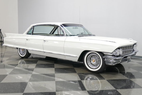1962 Cadillac Series 62  for Sale $47,995