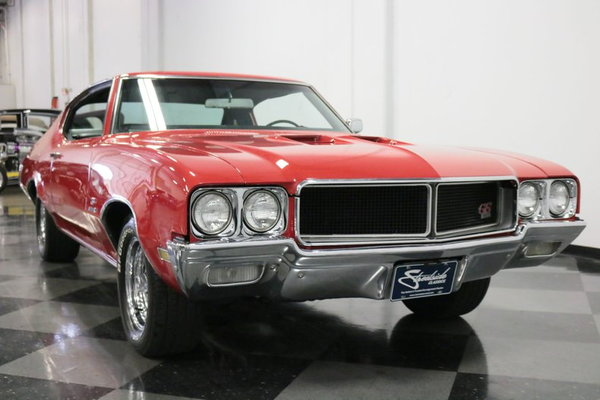 1970 Buick GS Stage 1 455  for Sale $42,995