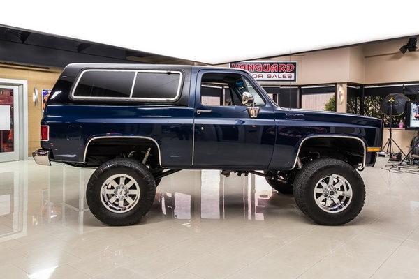 1991 Chevrolet Blazer 4X4  for Sale $42,900