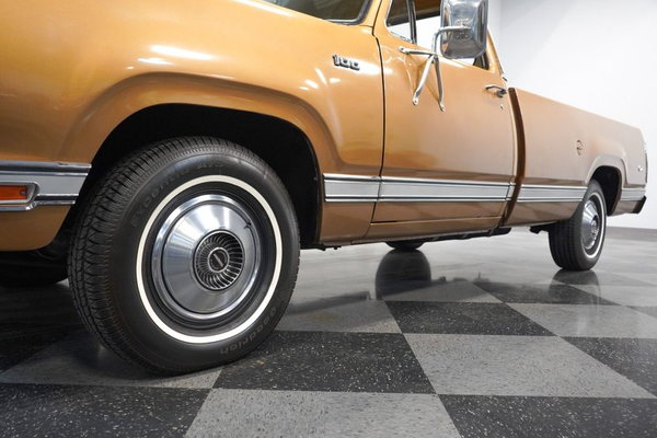 1975 Dodge D100  for Sale $24,995