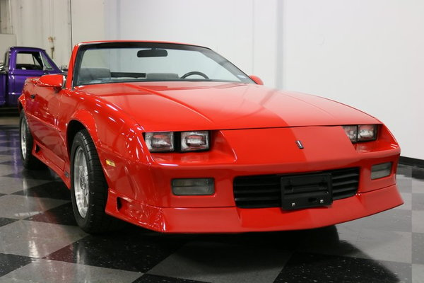 1991 Chevrolet Camaro RS  for Sale $13,995