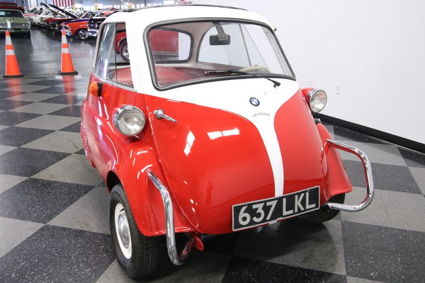 1962 BMW Isetta  for Sale $34,995