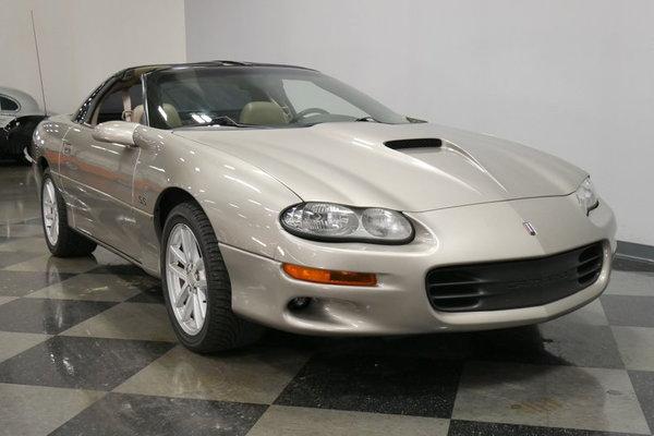 2000 Chevrolet Camaro SS  for Sale $13,995