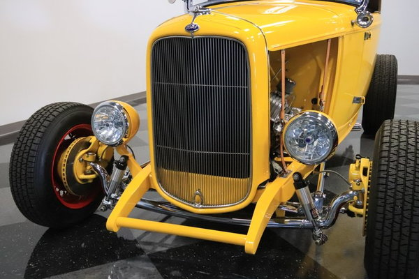 1932 Ford Highboy Roadster  for Sale $49,995