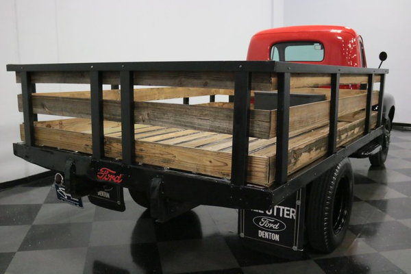 1948 Ford F-4 Stake Bed  for Sale $31,995