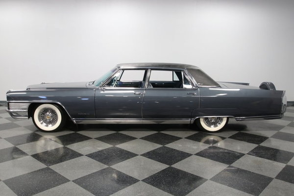 1965 Cadillac Fleetwood Brougham  for Sale $26,995