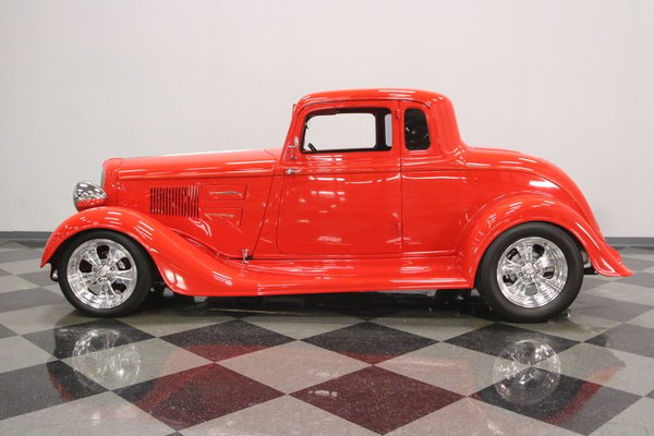 1934 Plymouth Coupe  for Sale $68,995