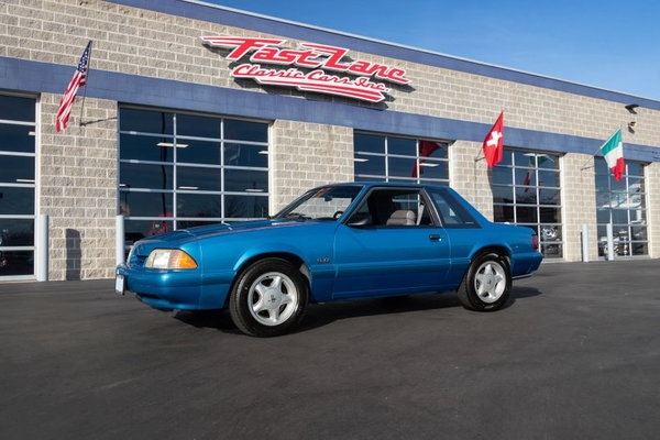 1992 Ford Mustang LX  for Sale $22,995