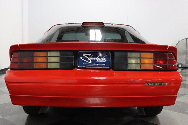 1986 Chevrolet Camaro Z/28  for Sale $21,995