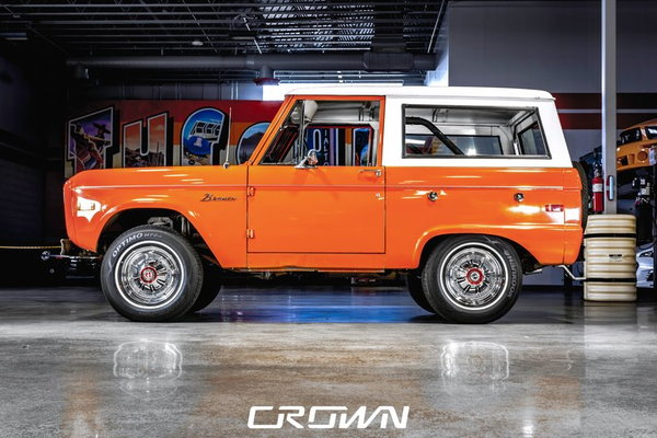 1972 Ford Bronco  for Sale $44,929