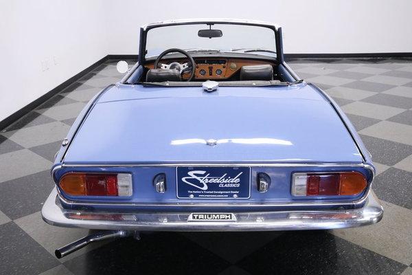1974 Triumph Spitfire 1500  for Sale $16,995