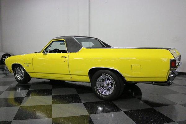 1970 Chevrolet El Camino SS 396  for Sale $28,995