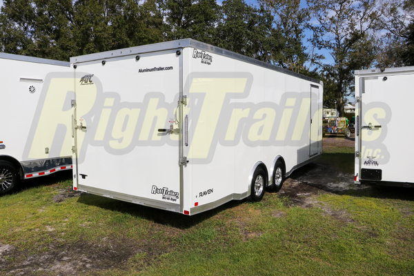 2021 8.5'x24' ATC Race Trailer  for Sale $18,499