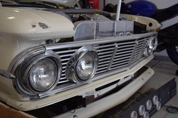 1963 Mercury Comet Pro Street Car  for Sale $89,000