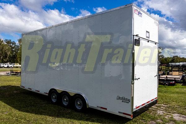 8.5 x 26 Team Spirit Stacker Trailer