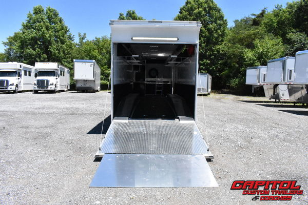2021 UNITED SUPER HAULER 40' LATE MODEL TRAILER