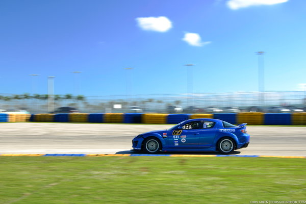 SpeedSource GrandAm ST Class Mazda RX-8 (SCCA, FARA, NASA, A  for Sale $35,000