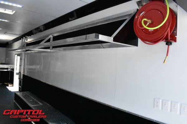 2022 UNITED SUPER HAULER 40' LATE MODEL TRAILER