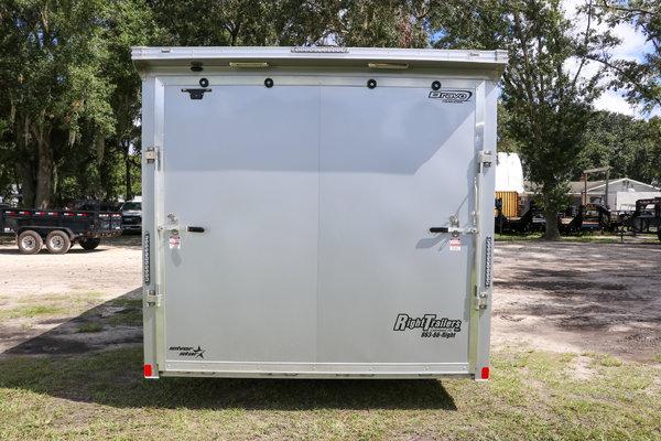 2021 8.5x24 Bravo Trailer with Premium Escape Door