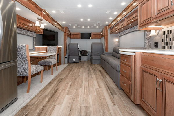 2017 Entegra Coach Insignia 44B Full Factory warranty