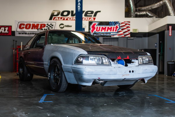 """1990 Ford Mustang """"Dream Team"""" Mustang Turbo - $10  for Sale $15,000"""