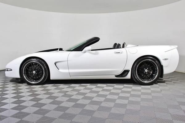 1998 Corvette LS1 convertable  for Sale $18,500