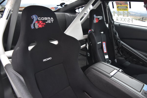 2013 Ford Cobra jet #43 Drag Car  for Sale $95,000
