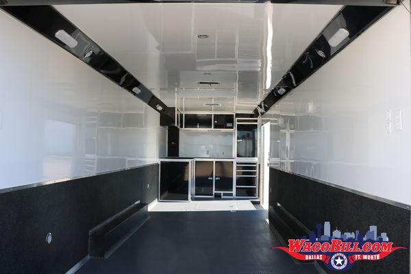 26' Wells Cargo MotorTrac Turbo @ Wacobill.com