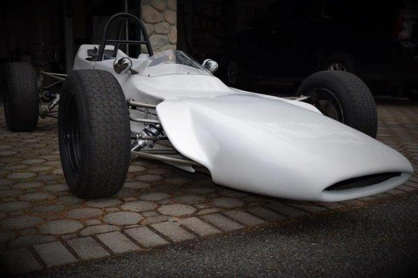 1969 Caldwell D9 Vintage Formula Ford  for Sale $18,750