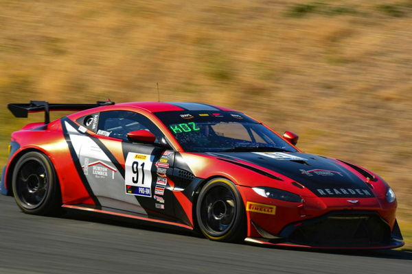 2020 Aston Martin GT4  for Sale $220,000
