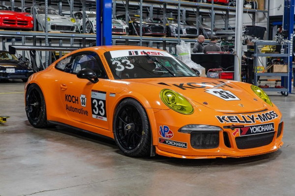 9911GT3 Cup  for Sale $145,000